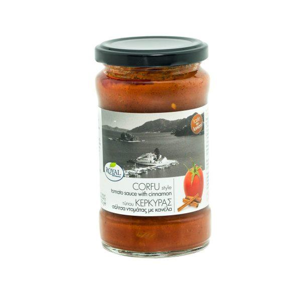 Tomato & Cinnamon