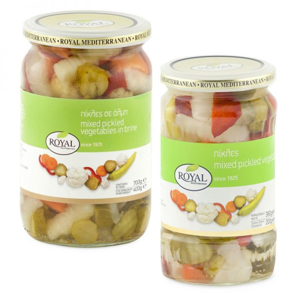 Mixed Pickled Vegetables - Giardiniera