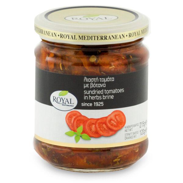 Sundried Tomatoes, in Herbs Brine