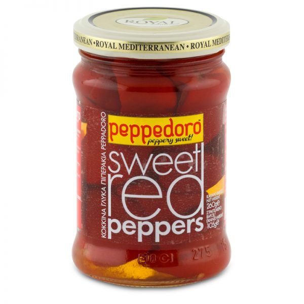 Sweet Red Peppedoro Peppers