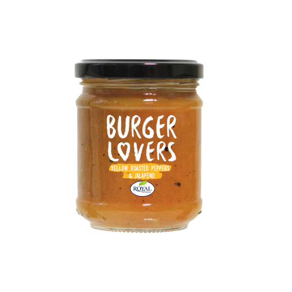 Lovers Yellow Pepper